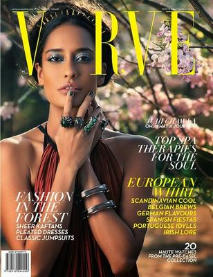 Lisa Haydon Glamour And Spicy Photo Shoot For Verve March 2014 Issue