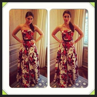 Kareena Kapoor Khan At Arya Dance Gala Event In NYC