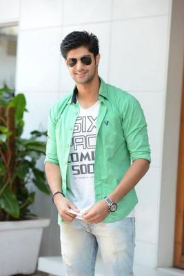 Tanuj Virwani Looking Very Handsome At Suburban Hotel In Mumbai