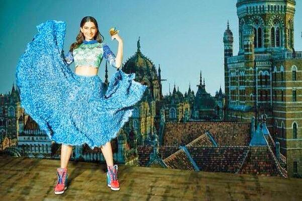 Sonam Kapoor Photo Shoot For Grazia Magazine April 2014 Edition