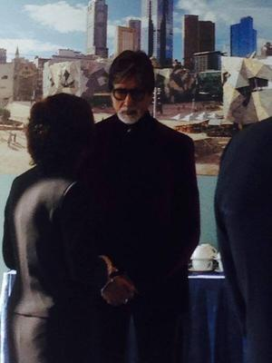 Amitabh Bachchan And Kangna Ranaut Attend The Indian Film Festival Melbourne