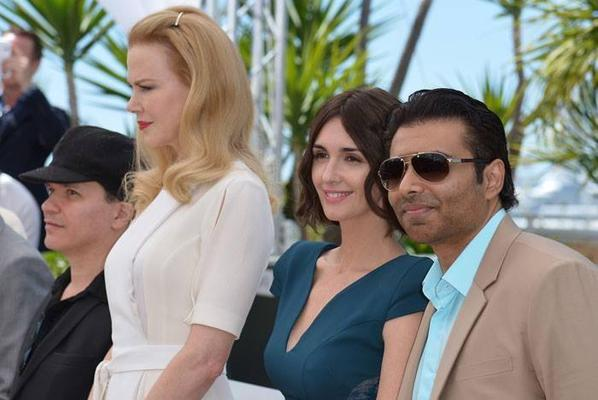 Uday Attend Screening Of 'Grace Of Monaco' At Festival De Cannes 2014