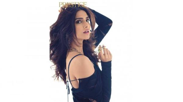 Sonam Kapoor Became The First Indian Ever To Feature In The Popular Hongkong Tabloid Prestige