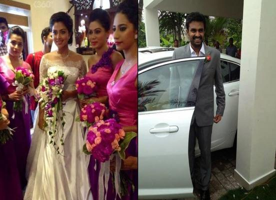 Amala Paul And A.L. Vijay Get Officialy Engaged On Saturday At Kochi