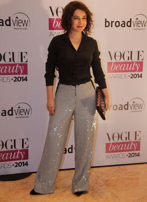 Sexy Bollywood Hotties At Vogue Beauty Awards 2014