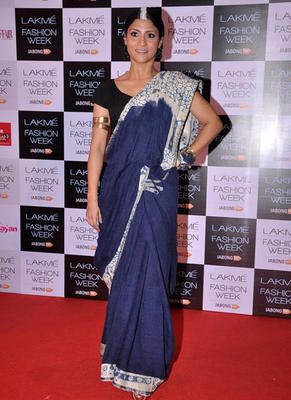 Bollywood Celebs Attend Lakme Fashion Week Winter/Festive 2014 Curtain Raiser