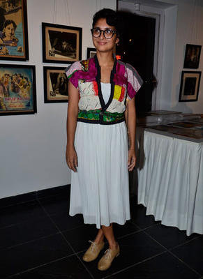 Bollywood Stars At The Exhibition Of Vintage Film Items