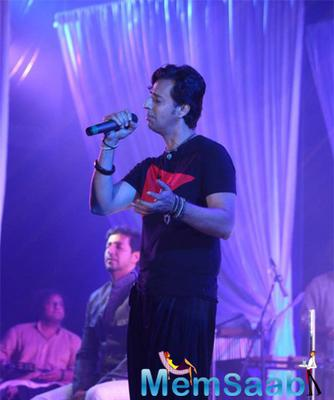 Shaan,Sophie,Salim And Sulaiman Perform In Gujarati For Gujarati Jalso Concert