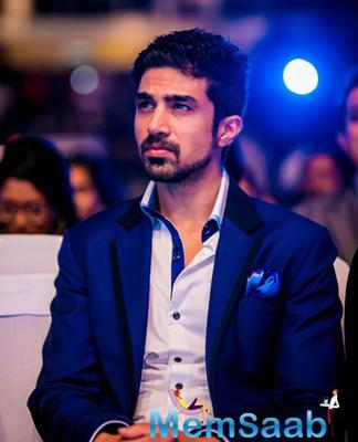 Saqib Saleem Present At Micromax SIIMA Awards 2014 On Day 2