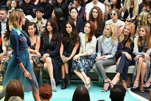 Anushka Sharma Spotted At London Fashion Week