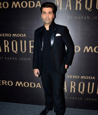 Karan Unveiled His Vero Moda Marquee Collection With Kangana Being His Show Stopper
