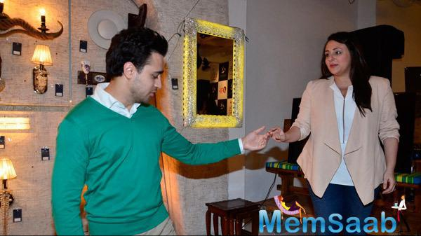 Imran Khan And Avantika Malik Khan Attend The Impact NGO Event