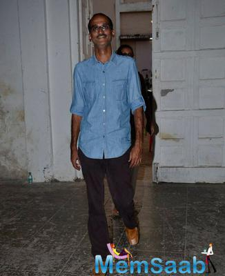 Rohan Sippy Smiling Look During Sonali Cable Movie Press Meet