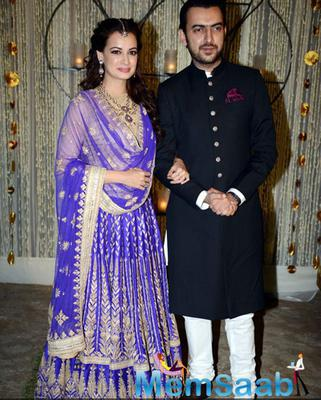 Dia Mirza And Sahil Sangha Will Tie The Knot On October 18