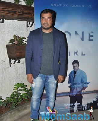 B-Town Celebs At The Screening Of Gone Girl