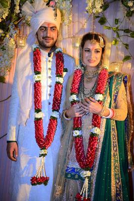 The 32 Year Old Actress Dia Had Got Engaged To Filmmaker Sahil Sangha In New York