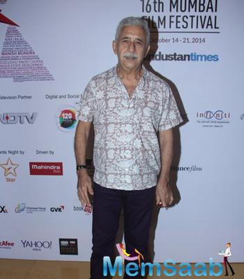 Celebrities Were Spotted On Day 7 Of The Ongoing Mumbai Film Festival