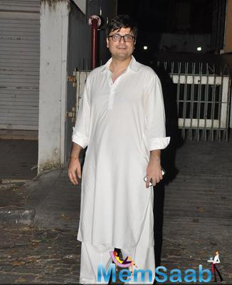 Celebs Snapped At A 2014 Diwali Bash