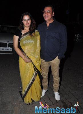 B-Town Celebs At Aamir Khan 2014 Diwali Bash