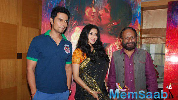 Randeep Hooda,Nandana Sen And Ketan Mehta Attend A Special Screening Of The Period Film And A Musical Concert
