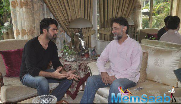 Harman Baweja Discussed With Father Harry Baweja About Chaar Sahibzaade Movie