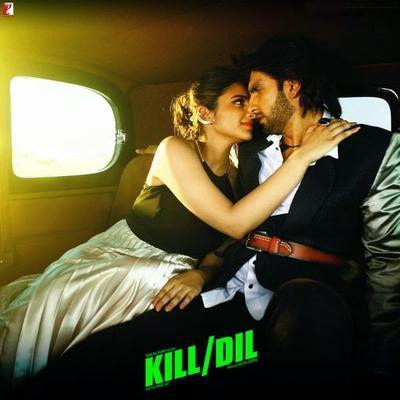 Parineeti Chopra And Ranveer Singh Hot Romantic Wallpaper Still