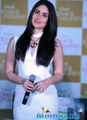 Kareena Kapoor Unveil Unique Range Of Vivel Launches