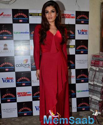 Raveena Tandon Launches Savvy New Cover