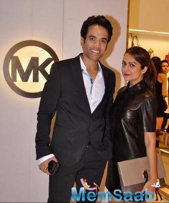 Bollywood Celebrities Attend Michael Korrs Store Launch