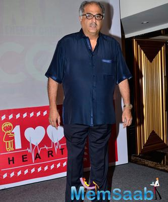 Celebs At 100 Hearts Social Initiative Launch By CCL
