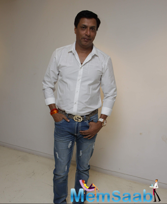 Madhur Bhandarkar At Sandeep Unnithan Book Black Tornado Launch Event
