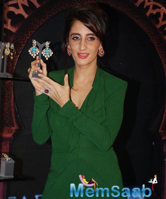 Farah Ali Khan Launch The Farha Khan Tanishq Collection