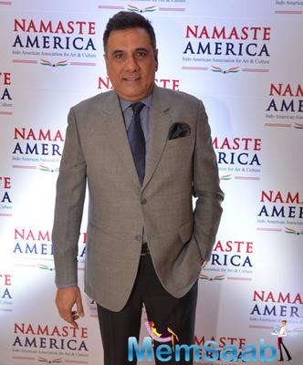 Richa Chadda And Boman Irani At Namaste America Event