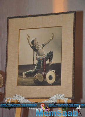 Sitara Devi Is An Indian Dancer Of The Classical Kathak Style