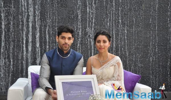 Amrita Puri Unveiled Evara Collection