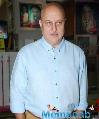 Anupam Kher Launches Once Upon A Star Book