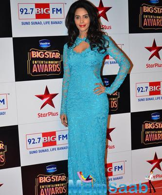 Celebs At BIG STAR Entertainment Awards 2014