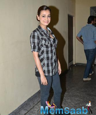Bollywood Celebs Graces At A Screening Of Ugly