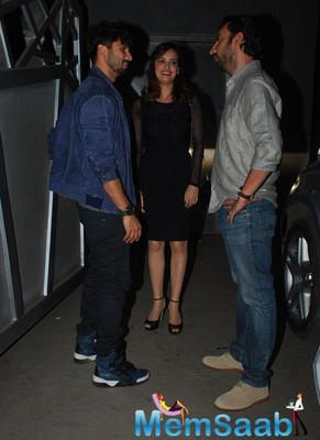 B-Town Buddies at Jackky Bhagnani Birthday Bash