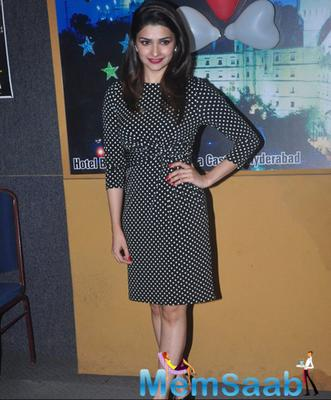 Prachi Desai Promote Country Club New Year Bash 2015