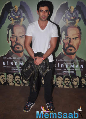 Bolly Stars At The Film Birdman Special Screening Event