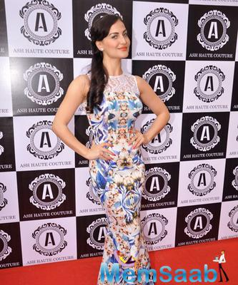 Celebs Graces Ashna Gupta Kalra Flagship Store The Ash Haute Couture