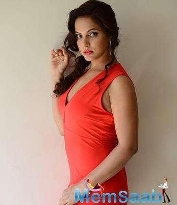Neetu Chandra Sizzling Look Photo Shoot Still