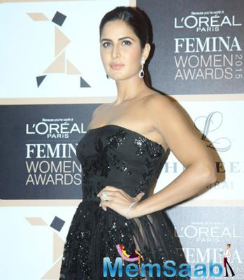 Katrina Attended The Event In A Sparkly Ports 1961 Gown