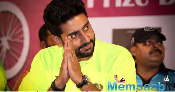 Abhishek Bachchan Graced The Prize Distribution Ceremony Of 'Nashik Peloton'-A 150 Km Cycling Race