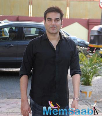 Arbaaz Khan And Sonakshi's Mother Poonam Sinha At A Book Launch