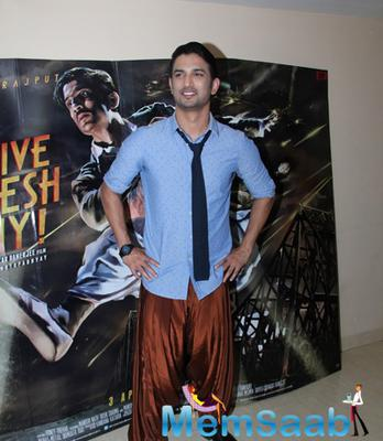 Bollywood Heartthrob Sushant Spotted To Meet Detective Byomkesh Bakshy Winners