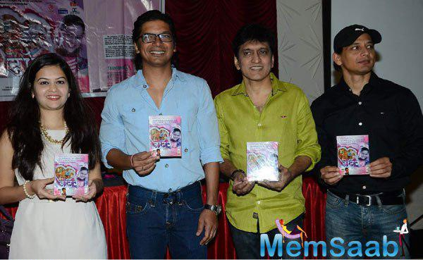 Shaan And Other Celebs At Daughter Film Music Launch Event