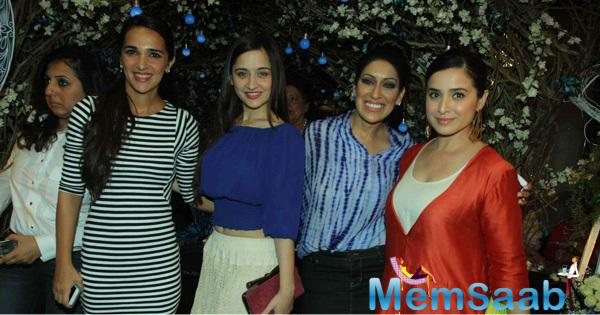 Celebs At Maheka Mirpuri Summer Resort Preview