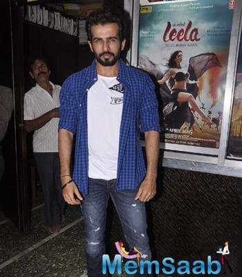 Sunny Leone And Jay Bhanushali At Ek Paheli Leela Promotions